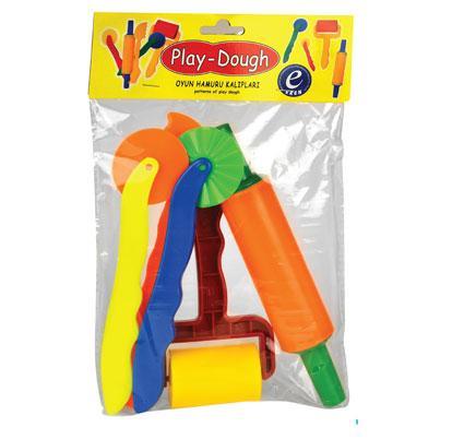 """Набір інструментів для ліплення Play-Toys """"Play-Dough"""" ERN-022"""