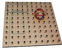 Геоборд таблица умножения.Kalinin арт 0014