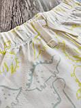 Літні трикотажні шорти для хлопчиків Gеоrge 12-18м;., фото 5