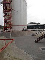 Подготовка строительного производства на объекте строительства резервуарного парка объемом 15 000 куб. м  для