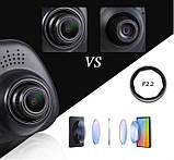 """Зеркало видеорегистратор 1433 (4,3"""") - 2 камеры, фото 6"""