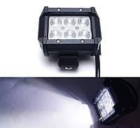 Автофара LED (6 LED) 5D-18W-SPOT, фото 1