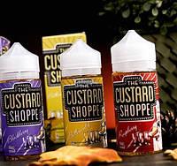 Жидкость для электронных сигарет Custard shoppe mix 100ml