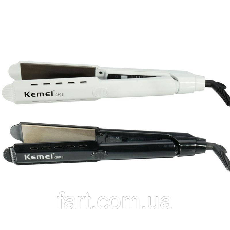 Утюжок выпрямитель для волос Kemei ZGQ-KM 289S