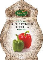 Приправа смесь болг. перец 40г Любисток (кусочками) (4820076016332)
