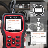 Автомобильный диагностический сканер LAFOCH ML-168 OBD2 , фото 5