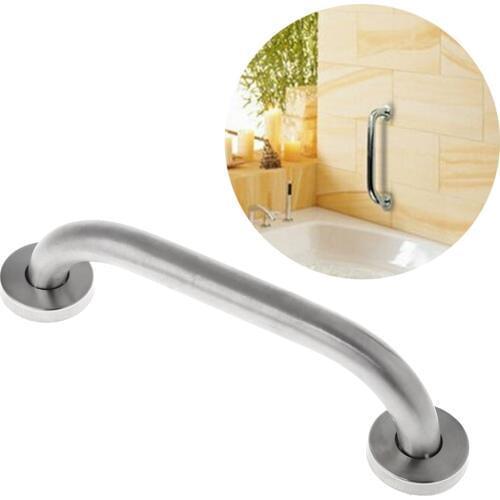 Прочная ручка-держатель в ванную 20 см, нержавеющая сталь, серия безопасность, 4850