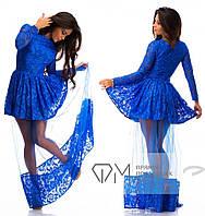 Вечернее женское платье