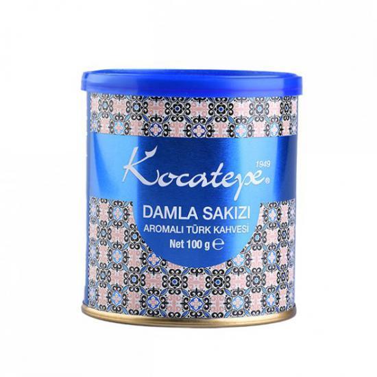 Османский кофе молотый Kocatepe с мастикой 100 г