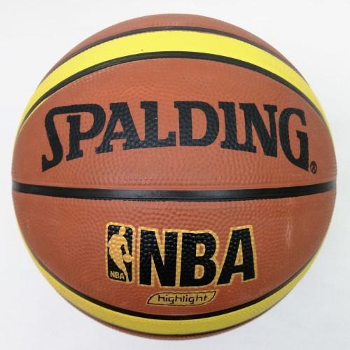 М'яч баскетбольний №7 Spalding NBA 607/7 гумовий
