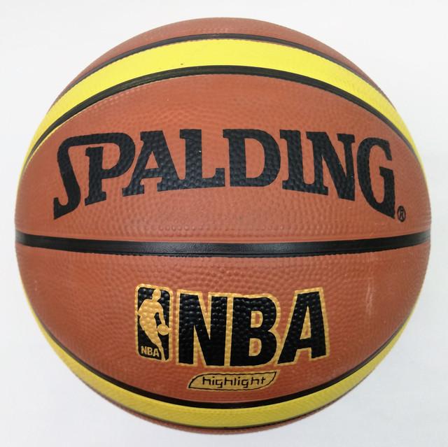 М'яч баскетбольний Spalding гумовий