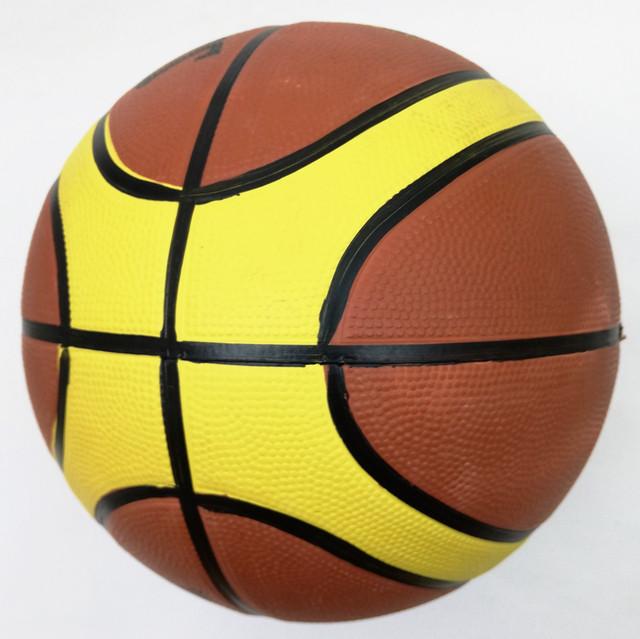Баскетбольний м'яч №7Spalding 607/7 гумовий