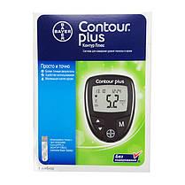 Глюкометр Contour PLUS - Контур ПЛЮС +50 тест-полосок, фото 2