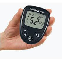 Глюкометр Contour PLUS - Контур ПЛЮС +50 тест-полосок, фото 3