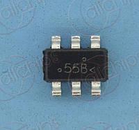 MOSFET N-канал 30В 6.3А 25мОм Fairchild FDC655BN SOT23-6