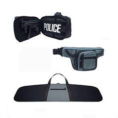 Сумки и рюкзаки для оружия (скрытого ношения)
