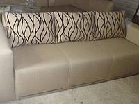 Мягкий диван раскладной для гостевой