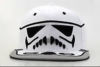 Кепка с прямым козырьком Star Wars белая