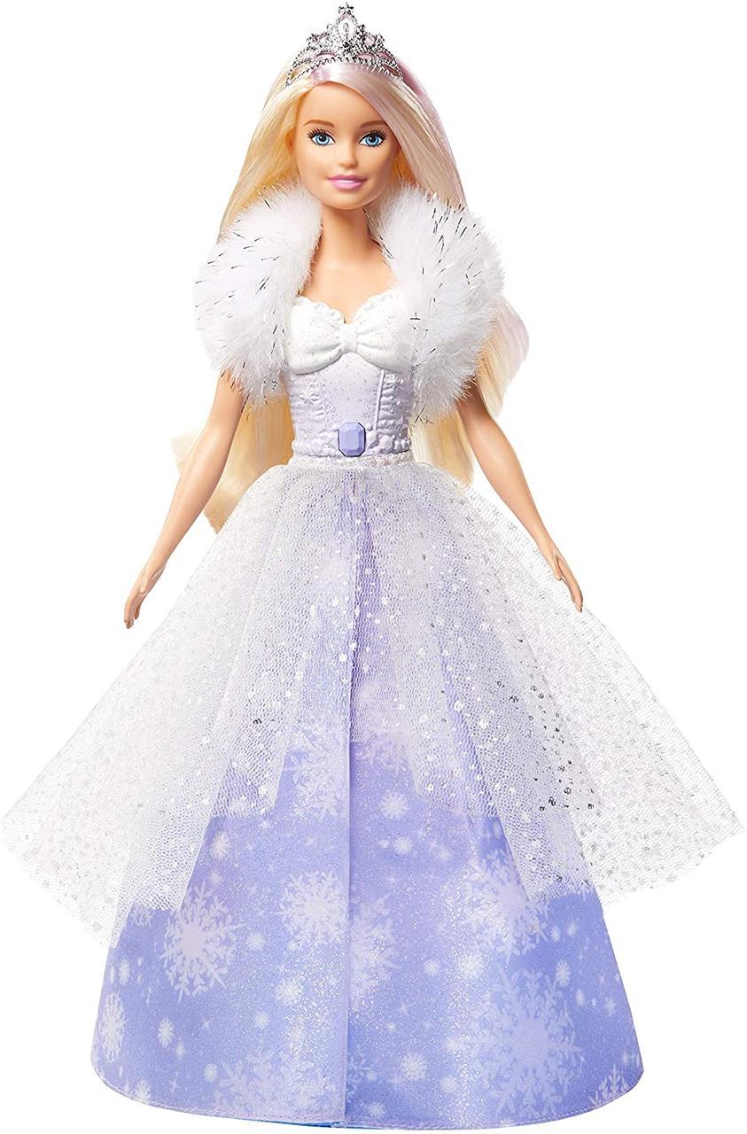 Кукла Барби Дримтопия Зимняя принцесса