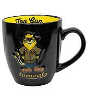 "Кружка Top Gun ""TOMCAT"" coffee mug TGMUG3 (Black)"