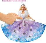 Кукла Барби Дримтопия Зимняя принцесса, фото 2