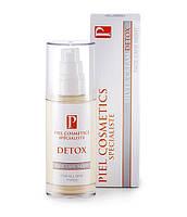 DETOX Cream Регенерирующий крем с пиллинг-эффектом, ночной уход за лицом для всех типов кожи