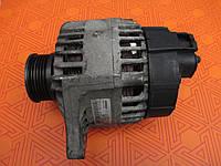 Генератор б/у для Fiat Doblo 1.9 D. Magnetti Marelli (Магнети Марелли) Denso (Денсо) на Фиат Добло 1.9 дизель.