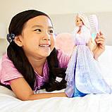 Кукла Барби Дримтопия Зимняя принцесса, фото 4