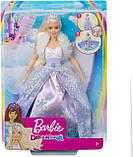 Кукла Барби Дримтопия Зимняя принцесса, фото 6