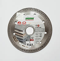 Алмазный отрезной диск для керамогранита Distar Multigres 7D 125x22.2х1,4 мм 1A1R