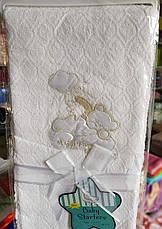 Полотенце в коляску махровое 40х70, фото 2