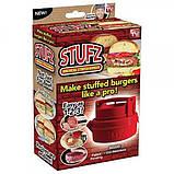 Пресс форма для котлет и бургеров Stufz Burger, фото 4