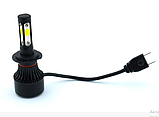 Автолампа LED F7 H7, фото 2