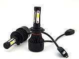 Автолампа LED F7 H7, фото 3
