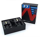 Автолампа LED F7 H7, фото 6