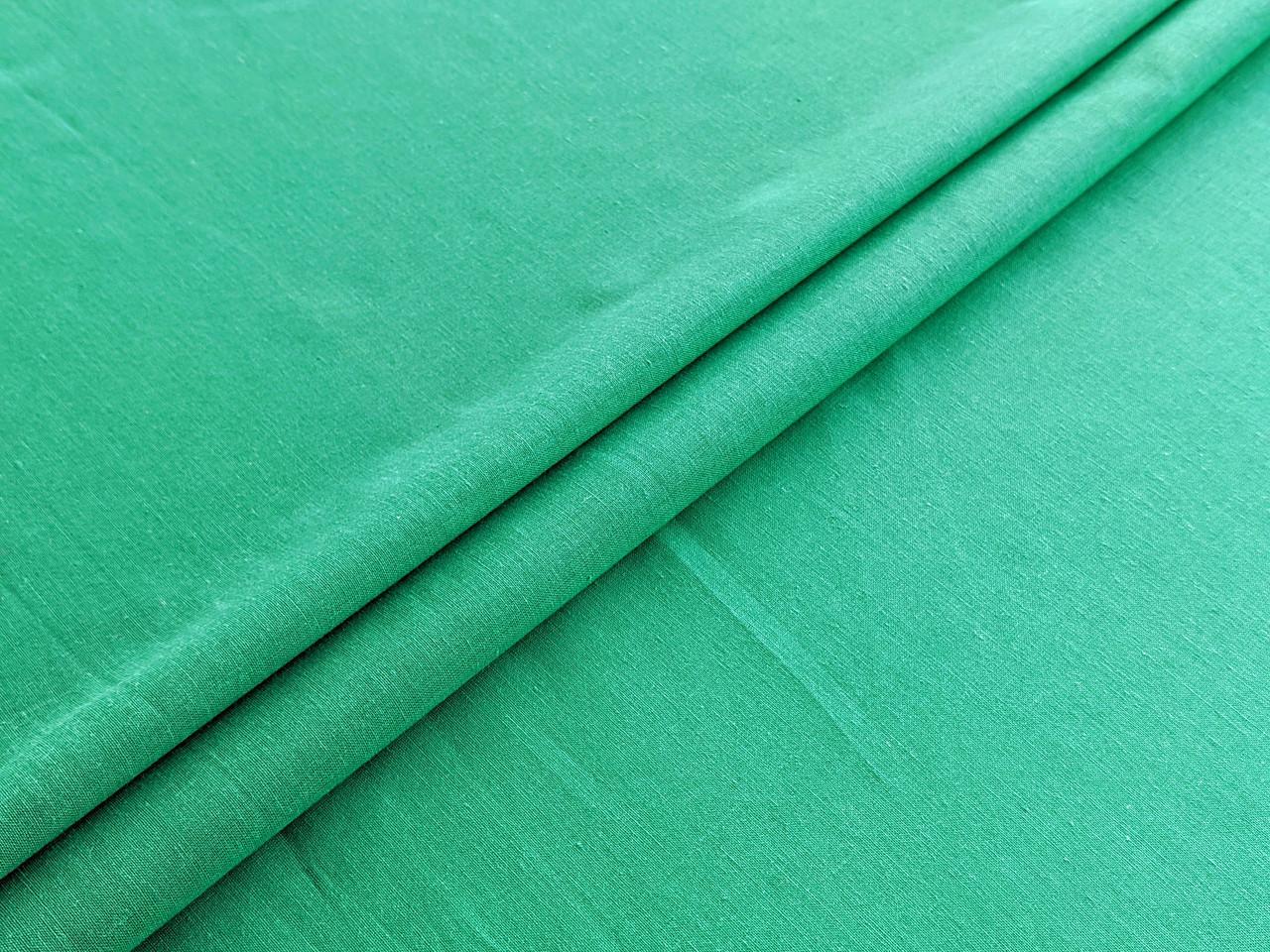Батист, зеленый