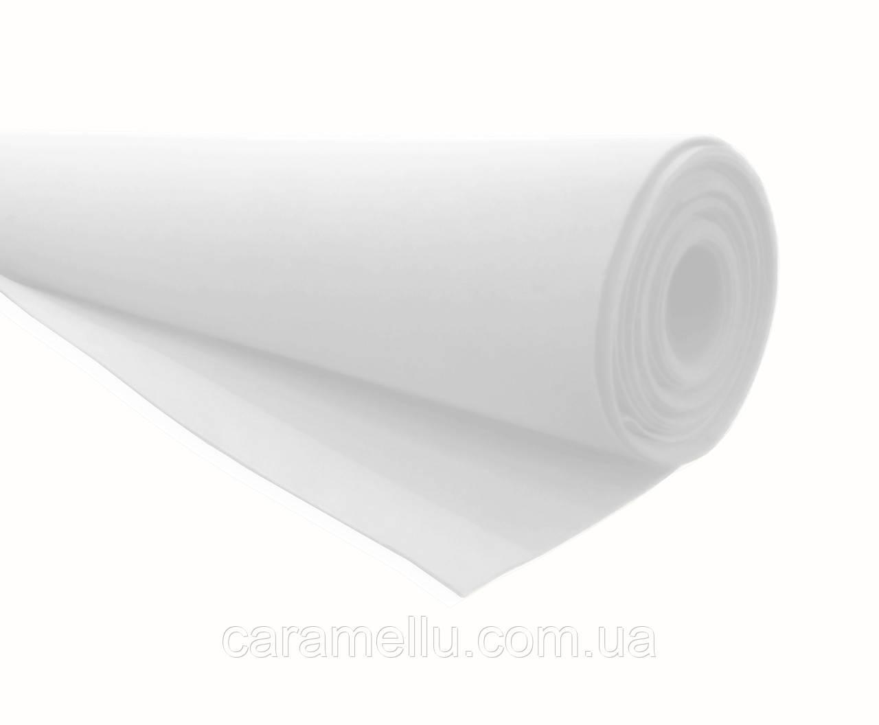 Фоамиран турецкий 2мм. Цвет Белый