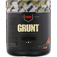 Redcon1, Grunt, Blood Orange, 10.05 oz (285 g)
