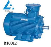 Взрывозащищенный электродвигатель В100L2 5,5кВт 3000об/мин