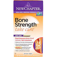 New Chapter, Bone Strength Take Care, 270 таблеток