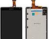 Sony Xperia ZL LT35h C6502 / C6503 Дисплей с сенсорным экраном (модуль с рамкой) черный org