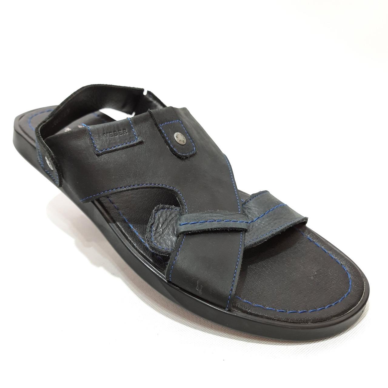 Мужские кожаные сандалии  р. 41, 44