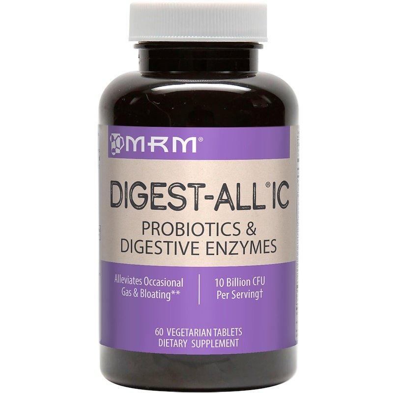 MRM, Digest-All IC, 60 таблеток вегетаріанських