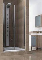Душевые маятниковые двери Aquaform Silva 103-05554, 1000х1900 мм