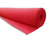 Фоамиран турецкий 2мм. Цвет Красный