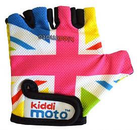 Велосипедные перчатки Kiddi Moto размер М на возраст 4-7 лет