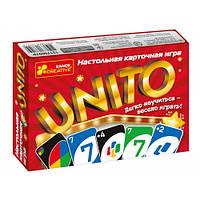 Настольная карточная игра. UNITO (для взрослых)