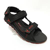 Мужские кожаные сандалии  р. 42 последняя пара на широкую ногу