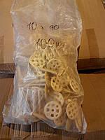 Дюбель 10х100 зонт  для крепления минеральной ваты с пластиковым гвоздём, фото 1