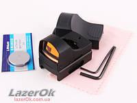 Коллиматорный прицел Reflex Micro 3.5 MOA (пистолетный) под 21мм